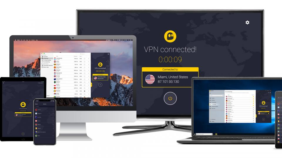 VPN Torrent9 Cyberghost