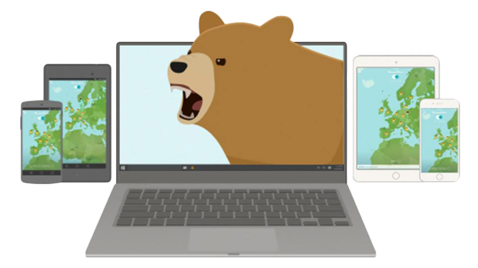 VPN Windows 10 TunnelBear