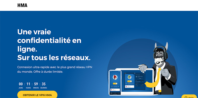 hma page d'acceuil